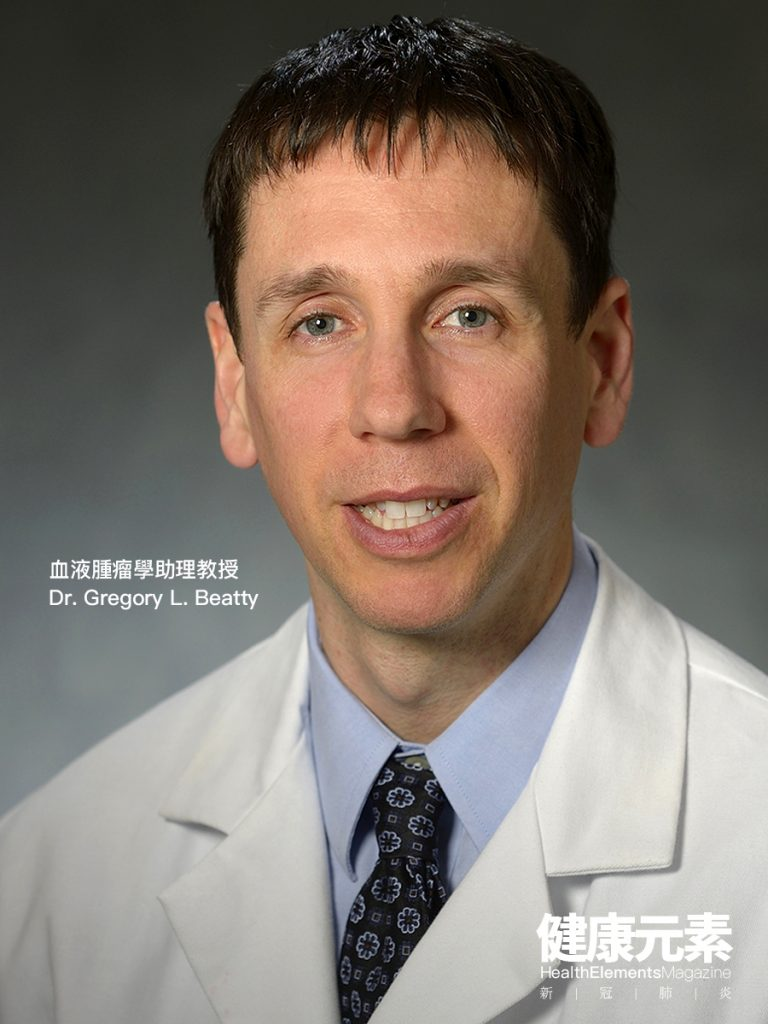 Dr. Gregory L. Beatty